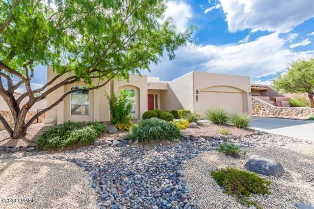 1833 Coyote Ridge Drive, Las Cruces, NM 88011 (MLS #2002282) :: Agave Real Estate Group