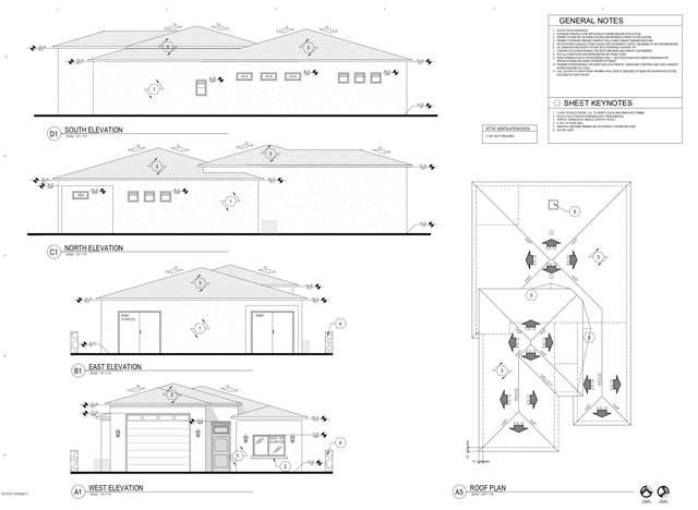 1170 Fort Sumner Way, Las Cruces, NM 88005 (MLS #2002297) :: Agave Real Estate Group