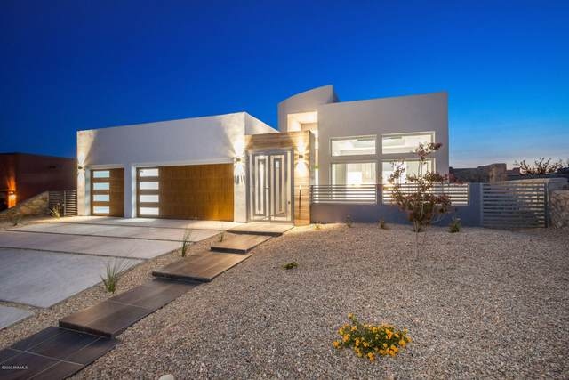 2515 Pagosa Hills Avenue, Las Cruces, NM 88011 (MLS #2002305) :: Agave Real Estate Group