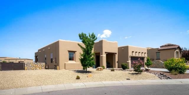 4250 Cymbeline Court, Las Cruces, NM 88011 (MLS #2002311) :: Arising Group Real Estate Associates