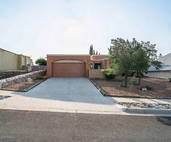 2182 Frontier Drive, Las Cruces, NM 88011 (MLS #2002330) :: Agave Real Estate Group