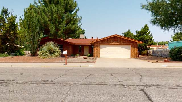 777 Rouault Avenue, Las Cruces, NM 88005 (MLS #2002337) :: Agave Real Estate Group