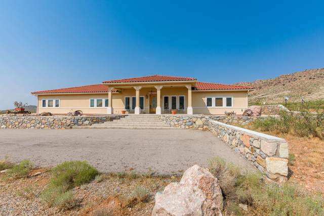 8045 SE Gap Rd Road, Deming, NM 88030 (MLS #2002361) :: Better Homes and Gardens Real Estate - Steinborn & Associates