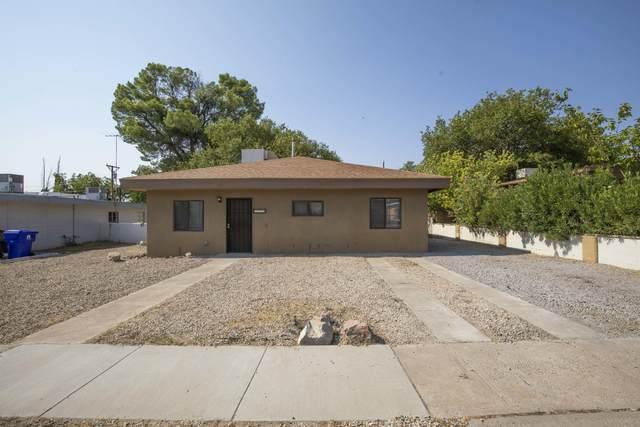 1113 Jett Avenue, Las Cruces, NM 88001 (MLS #2002366) :: Arising Group Real Estate Associates