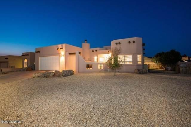 683 Cedardale Loop, Las Cruces, NM 88005 (MLS #2002380) :: Agave Real Estate Group
