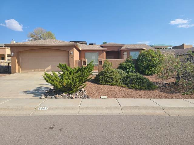 2987 Long Bow Loop, Las Cruces, NM 88011 (MLS #2002388) :: Better Homes and Gardens Real Estate - Steinborn & Associates