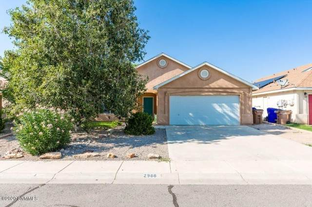 2988 Onate Road, Las Cruces, NM 88007 (MLS #2002400) :: Agave Real Estate Group