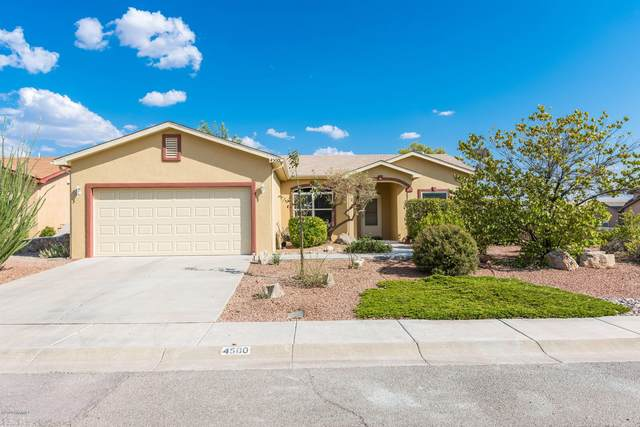 4500 Jasper Court, Las Cruces, NM 88012 (MLS #2002412) :: Agave Real Estate Group