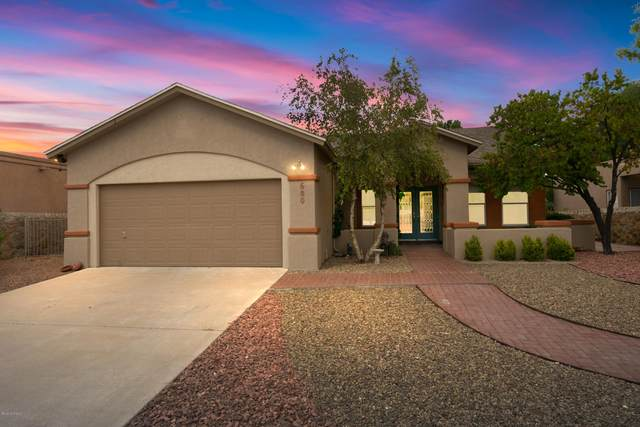 680 Canyon Point Road, Las Cruces, NM 88011 (MLS #2002421) :: Better Homes and Gardens Real Estate - Steinborn & Associates