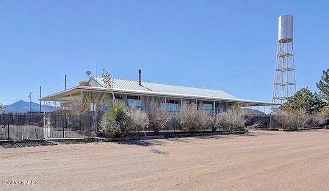 2880 Red Stone Street #1, Chaparral, NM 88081 (MLS #2002430) :: Better Homes and Gardens Real Estate - Steinborn & Associates