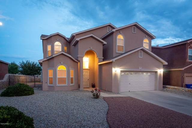 1212 Gunsight Peak Drive, Las Cruces, NM 88012 (MLS #2002431) :: Agave Real Estate Group