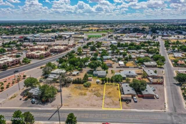 0 Espina, Las Cruces, NM 88001 (MLS #2002435) :: Arising Group Real Estate Associates