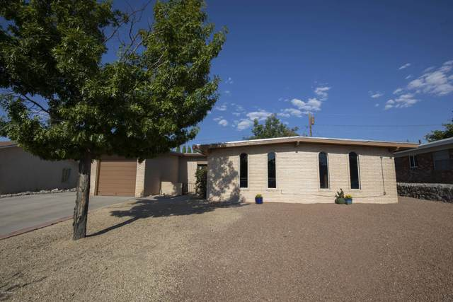1921 Newton Street, Las Cruces, NM 88001 (MLS #2002438) :: Arising Group Real Estate Associates