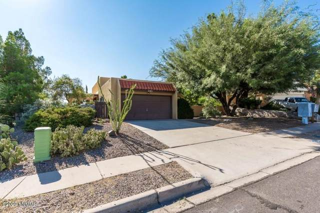 2183 Frontier Drive, Las Cruces, NM 88011 (MLS #2002446) :: Agave Real Estate Group