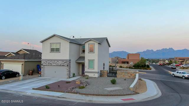 3904 Pennslyvania Place, Las Cruces, NM 88012 (MLS #2002448) :: Arising Group Real Estate Associates