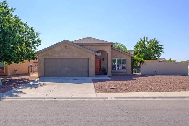 1337 Kearny Place, Las Cruces, NM 88007 (MLS #2002452) :: Agave Real Estate Group