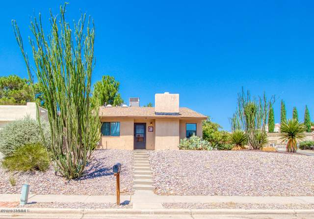 3245 Executive Hills Road, Las Cruces, NM 88011 (MLS #2002487) :: Better Homes and Gardens Real Estate - Steinborn & Associates