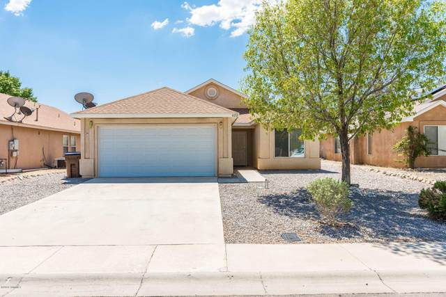 4872 Calle Bella, Las Cruces, NM 88012 (MLS #2002488) :: Arising Group Real Estate Associates