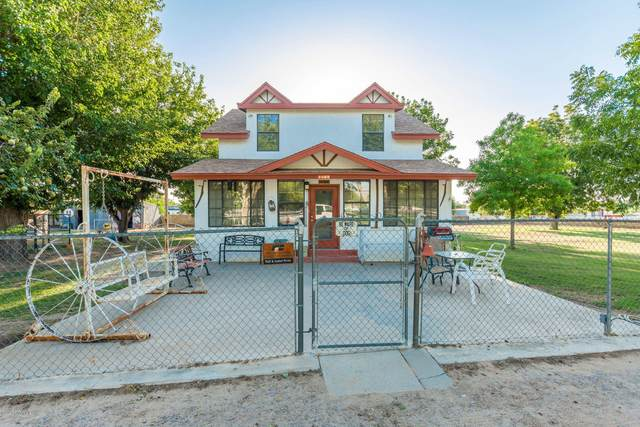 821 Watson Lane, Las Cruces, NM 88005 (MLS #2002493) :: Agave Real Estate Group