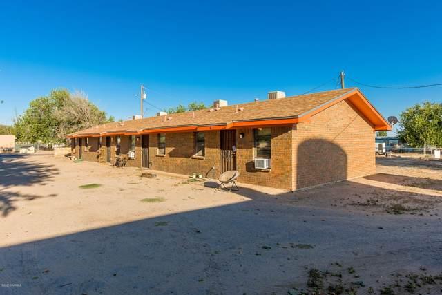 3820 Calle De Las Margaritas, Las Cruces, NM 88005 (MLS #2002494) :: Better Homes and Gardens Real Estate - Steinborn & Associates