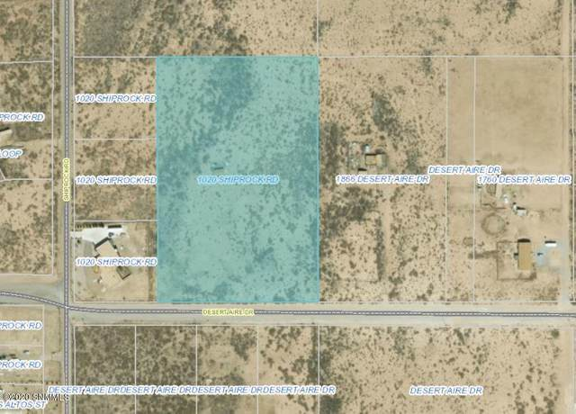 1900 Desert Aire Dr Drive, Chaparral, NM 88081 (MLS #2002515) :: Arising Group Real Estate Associates