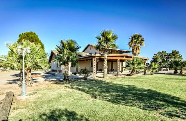 8131 El Milagro Road, Mesilla Park, NM 88047 (MLS #2002516) :: Better Homes and Gardens Real Estate - Steinborn & Associates
