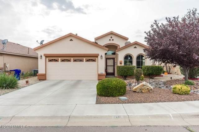 7575 Vista De Oeste Place, Las Cruces, NM 88012 (MLS #2002542) :: Agave Real Estate Group