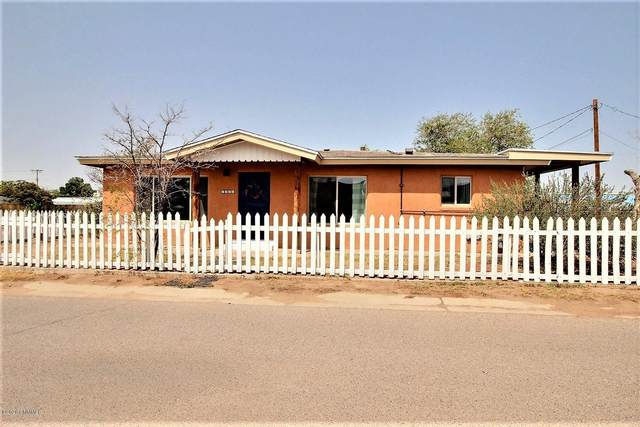 1986 Calle De Cura, Mesilla, NM 88046 (MLS #2002557) :: Las Cruces Real Estate Professionals