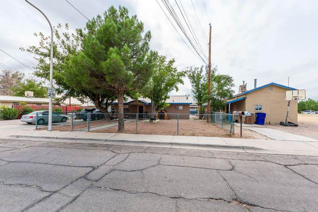1743-47 N Mesquite Street, Las Cruces, NM 88001 (MLS #2002558) :: Better Homes and Gardens Real Estate - Steinborn & Associates