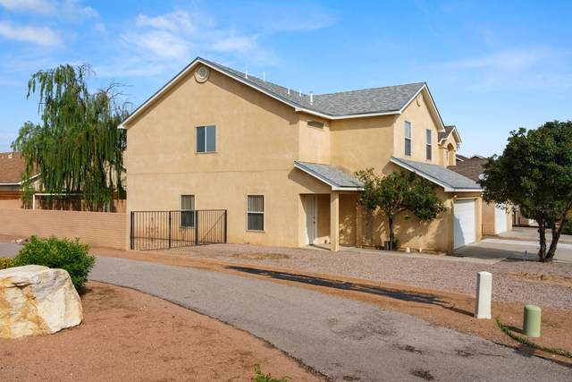 1375 Anasazi Court, Las Cruces, NM 88007 (MLS #2002560) :: Agave Real Estate Group