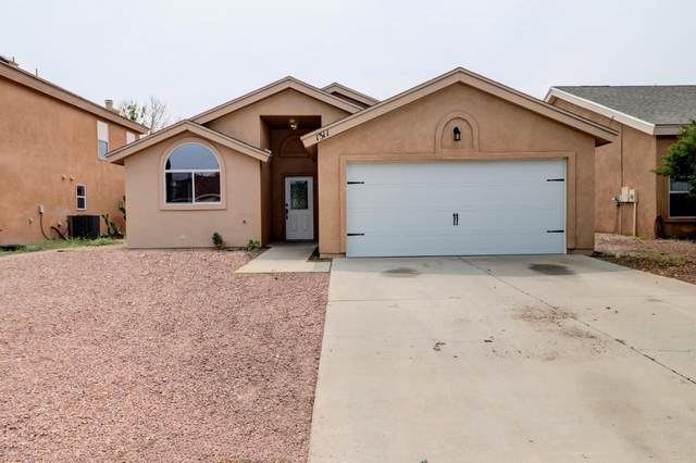 1311 Fountain Loop, Las Cruces, NM 88007 (MLS #2002564) :: Better Homes and Gardens Real Estate - Steinborn & Associates