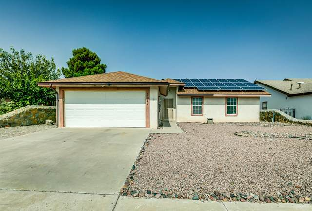 5027 Emerald Street, Las Cruces, NM 88012 (MLS #2002565) :: Better Homes and Gardens Real Estate - Steinborn & Associates
