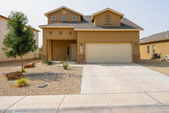 3019 San Elizario Court, Las Cruces, NM 88007 (MLS #2002571) :: Agave Real Estate Group