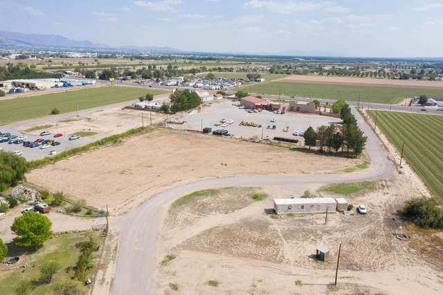 0 Picacho Vistas Court, Las Cruces, NM 88007 (MLS #2002575) :: Agave Real Estate Group