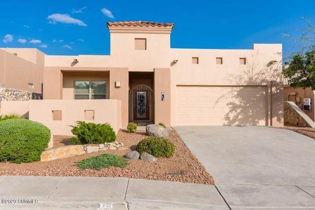 1730 Oro Piedras, Las Cruces, NM 88011 (MLS #2002615) :: Agave Real Estate Group