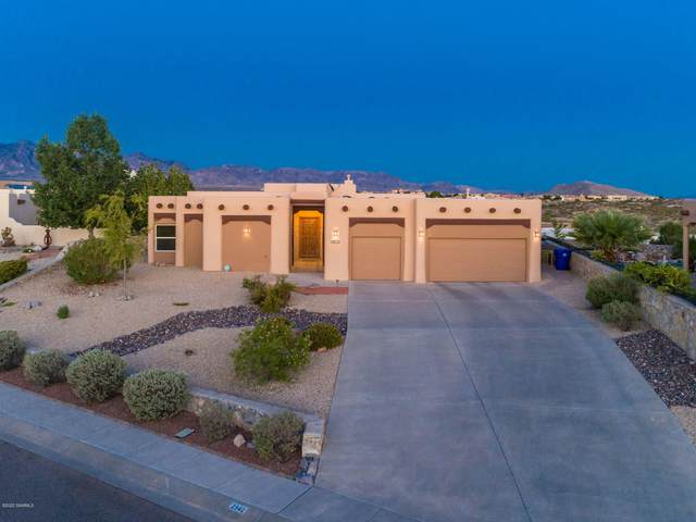 2942 Lookout Ridge Drive, Las Cruces, NM 88011 (MLS #2002618) :: Agave Real Estate Group
