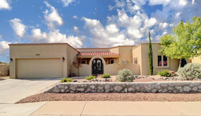 6820 Via Emma, Las Cruces, NM 88007 (MLS #2002619) :: Agave Real Estate Group