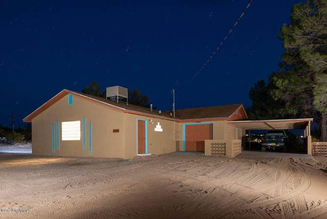 4360 Tellbrook Road, Las Cruces, NM 88011 (MLS #2002621) :: Agave Real Estate Group