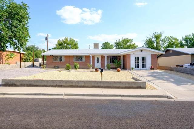 1030 Larry Drive, Las Cruces, NM 88001 (MLS #2002625) :: Arising Group Real Estate Associates