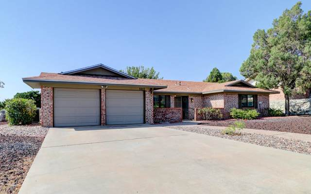 3212 Enchanted Drive, Las Cruces, NM 88011 (MLS #2002626) :: Agave Real Estate Group