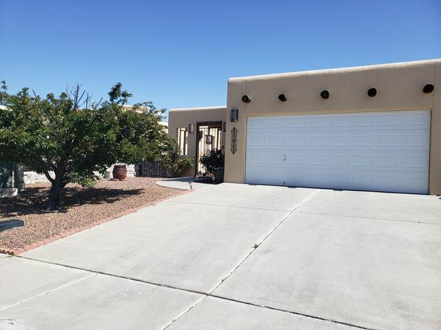 2226 Foxtail Pine Drive, Las Cruces, NM 88005 (MLS #2002627) :: Agave Real Estate Group