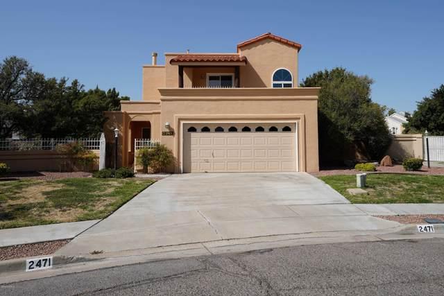 2471 El Dorado Court, Las Cruces, NM 88011 (MLS #2002628) :: Better Homes and Gardens Real Estate - Steinborn & Associates