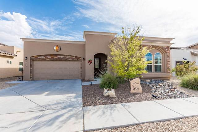 3696 Santa Cecilia Avenue, Las Cruces, NM 88012 (MLS #2002635) :: Arising Group Real Estate Associates