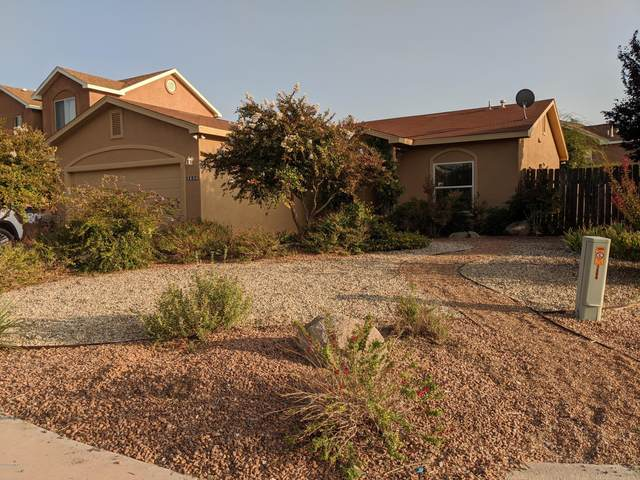 3800 Fossil Court, Las Cruces, NM 88012 (MLS #2002640) :: Arising Group Real Estate Associates