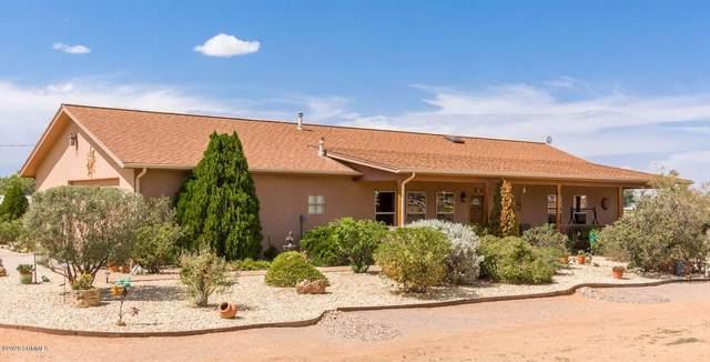 9475 Luna Vista Road, Las Cruces, NM 88012 (MLS #2002641) :: Better Homes and Gardens Real Estate - Steinborn & Associates