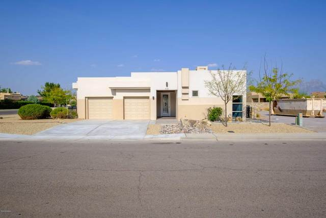 4101 Council Oak Road, Las Cruces, NM 88011 (MLS #2002668) :: Las Cruces Real Estate Professionals