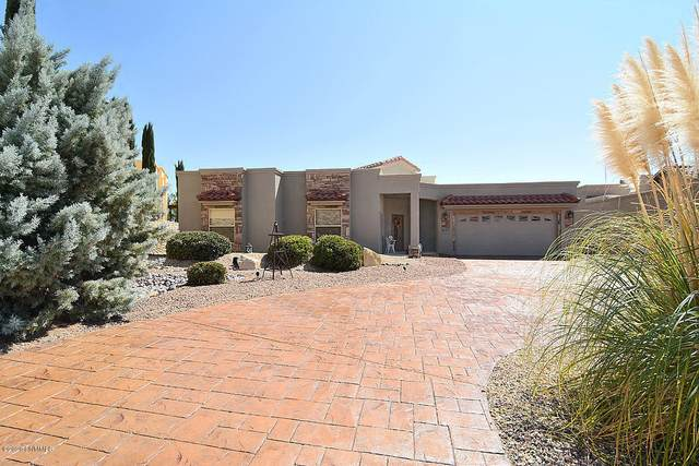 4157 Calle Belleza, Las Cruces, NM 88011 (MLS #2002669) :: Better Homes and Gardens Real Estate - Steinborn & Associates