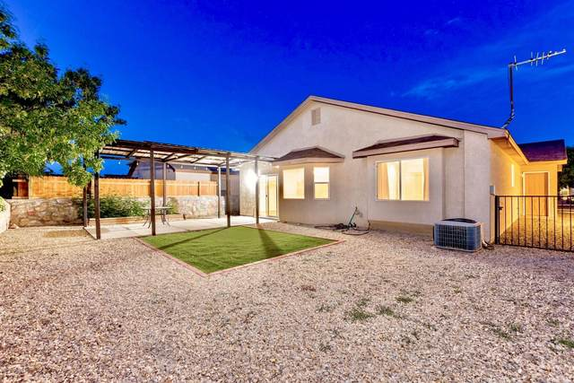 5813 Desert Mesa Place, Las Cruces, NM 88012 (MLS #2002676) :: Better Homes and Gardens Real Estate - Steinborn & Associates