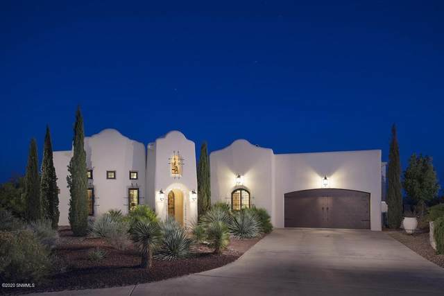 5651 Camino Escondida, Las Cruces, NM 88011 (MLS #2002680) :: Better Homes and Gardens Real Estate - Steinborn & Associates