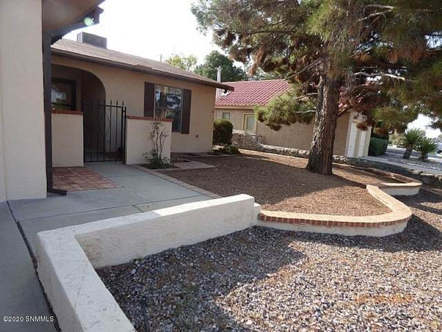 3816 Mondale Loop, Las Cruces, NM 88005 (MLS #2002681) :: Better Homes and Gardens Real Estate - Steinborn & Associates